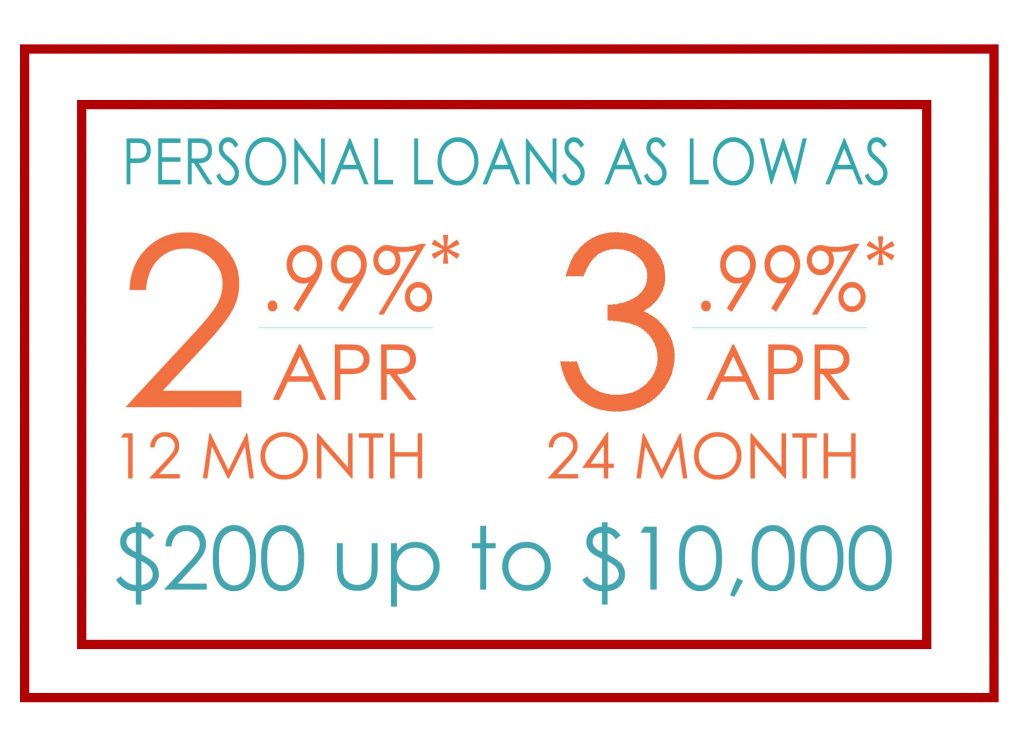 2020 Personal Loan Special